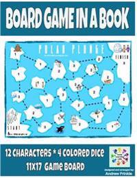 Board Game in a Book - Polar Plunge