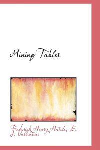 Mining Tables