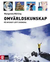 Omvärldskunskap på mycket lätt svenska Lärobok