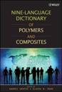 Nine-Language Dictionary of Polymers and Composites