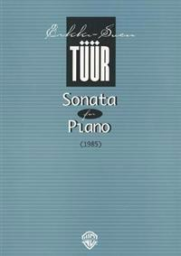 Sonata for Piano (1985)