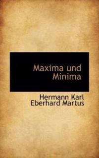 Maxima Und Minima