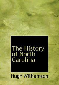 The History of North Carolina