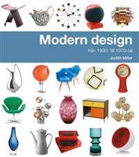 Modern design från 1930- till 1970-tal
