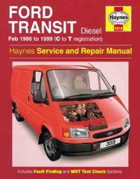 Ford Transit Diesel (1986-99) Service and Repair Manual