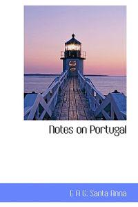 Notes on Portugal