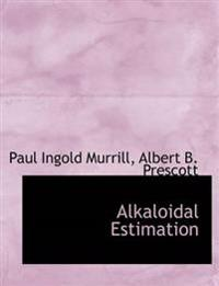 Alkaloidal Estimation