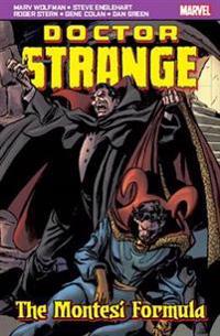 Doctor Strange: The Montesi Formula
