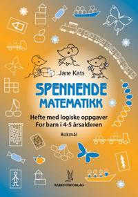 Spennende matematikk - Jane Kats pdf epub