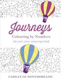 Journeys - colouring by numbers
