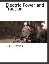 Electric Power and Traction