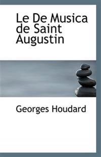 Le de Musica de Saint Augustin