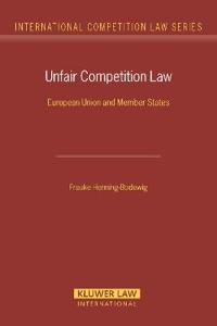 Unfair Competition Law