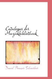 Catalogus Der Muziekbibliotheek