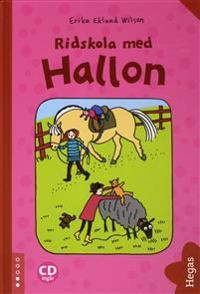 Ridskola med Hallon (CD ingår)