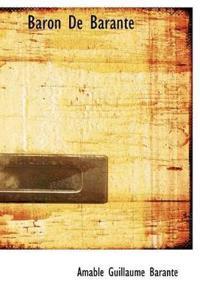 Baron de Barante