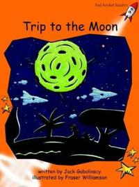 Trip to the moon - standard english edition