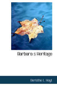 Barbara S Heritage