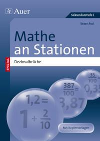 Mathe an Stationen SPEZIAL Dezimalbrüche
