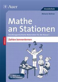 Mathe an Stationen SPEZIAL Zahlen kennenlernen