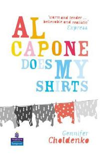 Al Capone Does My Shirts hardcover educational edition