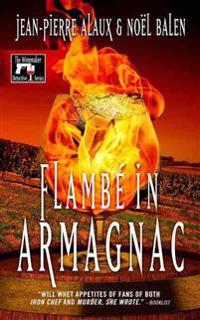 Flamba in Armagnac