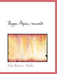 Beppe Arpia; Racconto