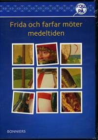 Frida och farfar möter medeltiden, cd