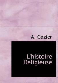 L'Histoire Religieuse
