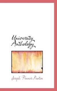 University Anthology