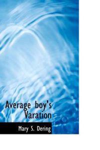 Average Boy's Varation