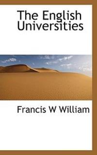 The English Universities