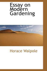Essay on Modern Gardening