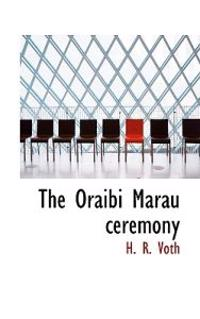 The Oraibi Marau Ceremony