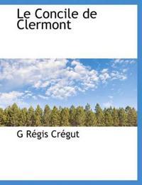 Le Concile de Clermont