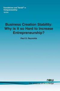 Business Creation Stability