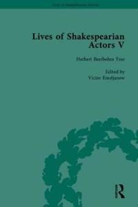 Lives of Shakespearian Actors