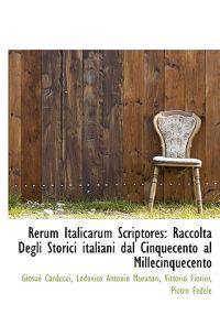 Rerum Italicarum Scriptores