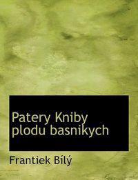Patery Kniby Plodu Basnikych