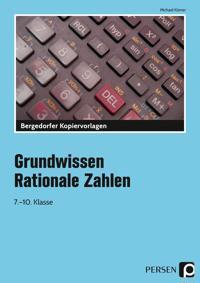 Grundwissen Rationale Zahlen