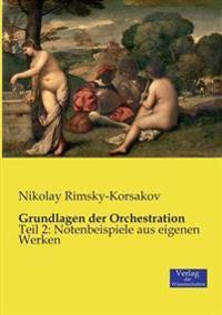 Grundlagen Der Orchestration