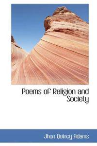 Poems of Religion and Society