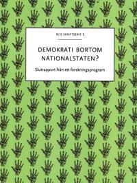 Demokrati bortom nationalstaten? Transnationella aktörer och globala styrformer