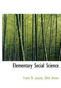 Elementary Social Science
