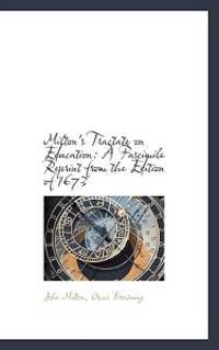 Milton's Tractate on Education