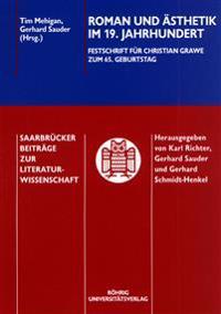 Roman und Ästhetik im 19. Jahrhundert