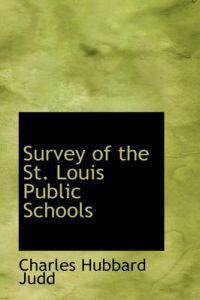 Survey of the St. Louis Public Schools