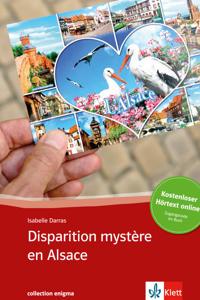 Disparition mystère en Alsace