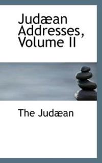 Judaean Addresses