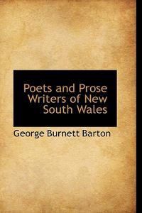 Poets and Prose Writers of New South Wales